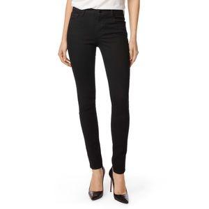 BRAND NEW J Brand Skinny Leg Vanity Jean, Black
